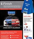 Sign up for Sherwin Automotive newsletter
