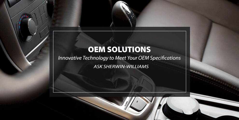 OEM Solutions innovative technology to meet your OEM specifications