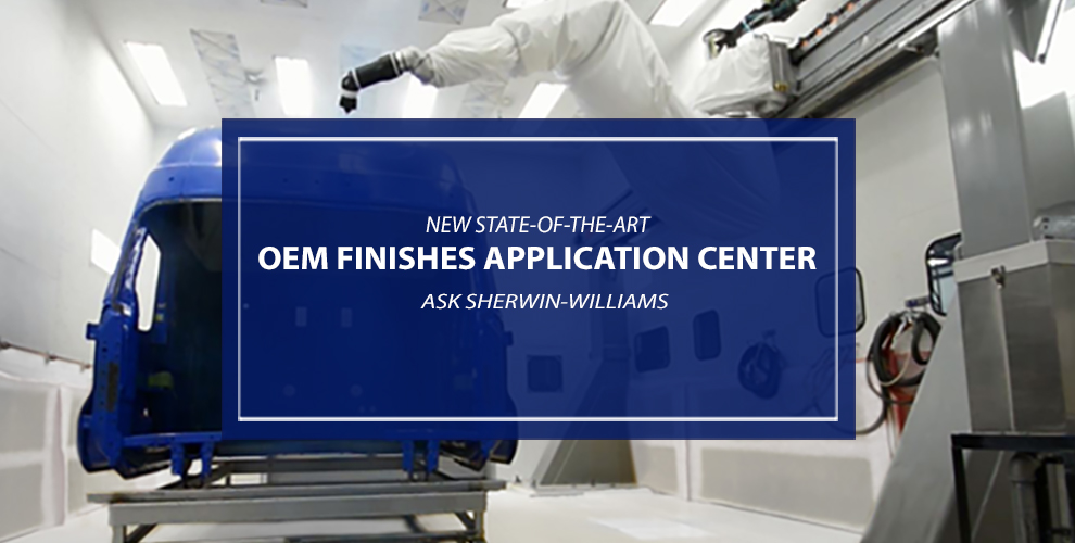 Oem Finishes Application Center