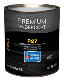 P27 - SpectraPrime 2.1 Low VOC Premium Undercoat Color Surfacer