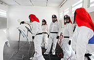 Group Spray Paint
