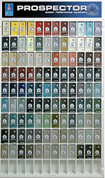 Imagen promocional de colores de Prospector
