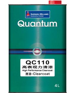 QC110 - 高表现力清漆