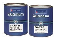 Quantum Topcoats