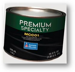 MCC01 彩色清漆系统