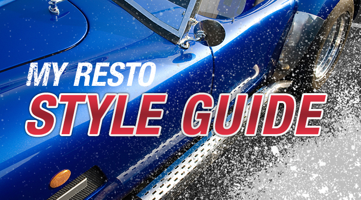 Request a Custom Style Guide from Sherwin-Williams Automotive Finishes