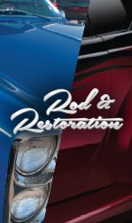 Colores para automóviles hot rod y restauración