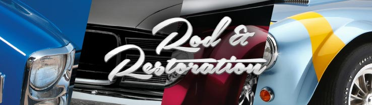 Rod & Restoration Color Collection