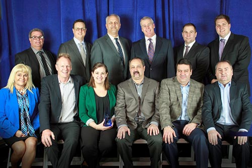 Sherwin-Williams Automotive Finishes 2015 Brand-of-the-Year - DeVilbiss Automotive Refinishing