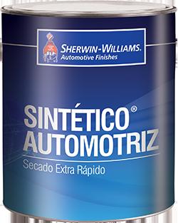 Sintètico Automotriz de secado extraràpido